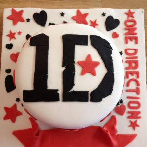 1d cakes
