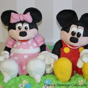 Micky and Minnie