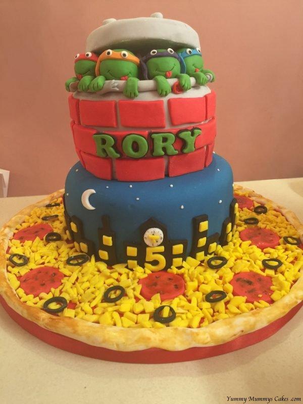 Boys Birthday Cake 18