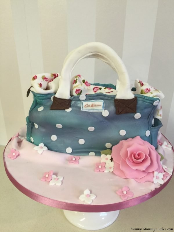 Ladies Birthday Cake Yummy Mummys Cakes Cakes For All