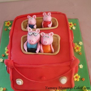 Children's Birthday Cake