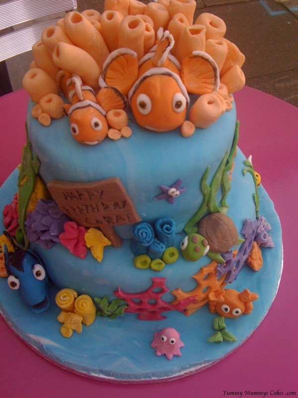 Childrens Birthday Cake