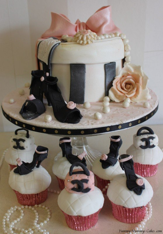 Bespoke Cupcakes Yummy Mummys Cakes Cakes For All