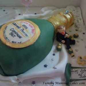 Mens Birthday Cake