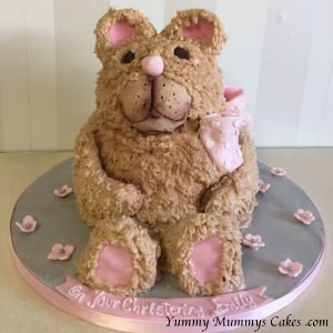 Girls Birthday Cake