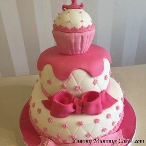 546 0 Girls Birthday Cake