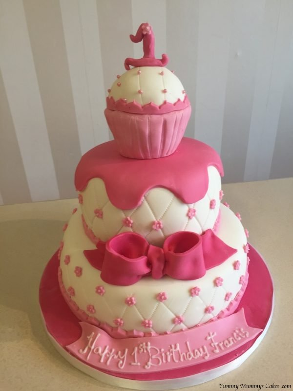 Girls Birthday Cake Yummy Mummys Cakes Cakes For All