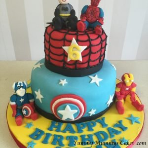 Boys Birthday Cakes