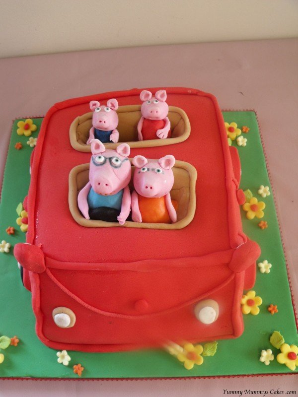 Strange Childrens Birthday Cake Yummy Mummys Cakes Cakes For All Personalised Birthday Cards Veneteletsinfo