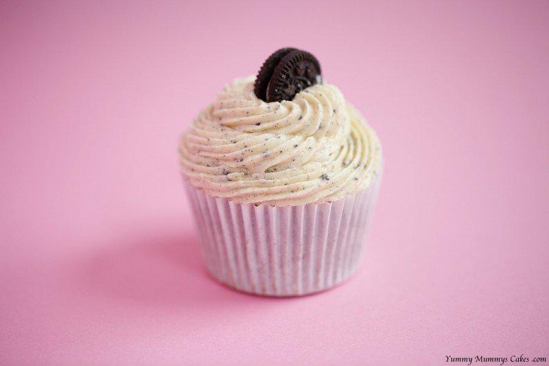 Cookies and Cream Cupcake