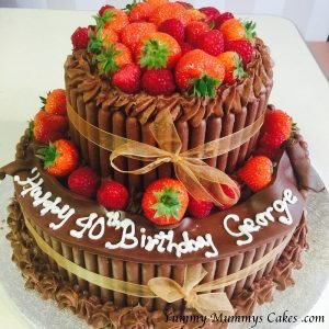 Tremendous Mens Birthday Cakes Yummy Mummys Cakes Cakes For All Occasions Funny Birthday Cards Online Alyptdamsfinfo