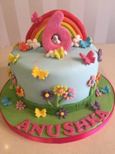 Fantastic Girls Birthday Cakes Yummy Mummys Cakes Cakes For All Occasions Funny Birthday Cards Online Fluifree Goldxyz