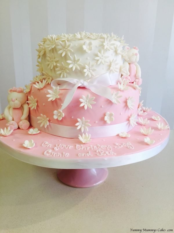 Superb Girls Birthday Cake Yummy Mummys Cakes Cakes For All Occasions Personalised Birthday Cards Veneteletsinfo