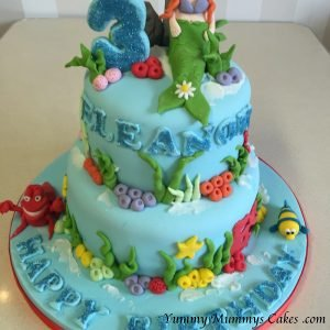 Superb Girls Birthday Cakes Yummy Mummys Cakes Cakes For All Occasions Funny Birthday Cards Online Inifodamsfinfo